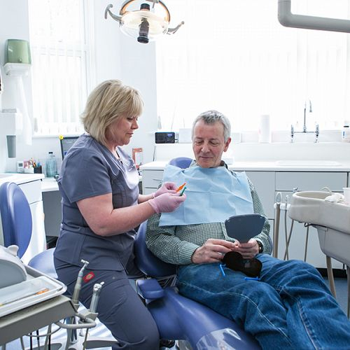 Dental Hygienist Appointment