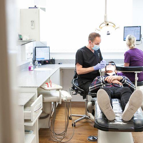 Dentist Check Up