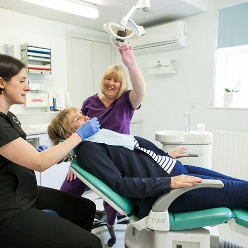 Dental Nurse Appointment